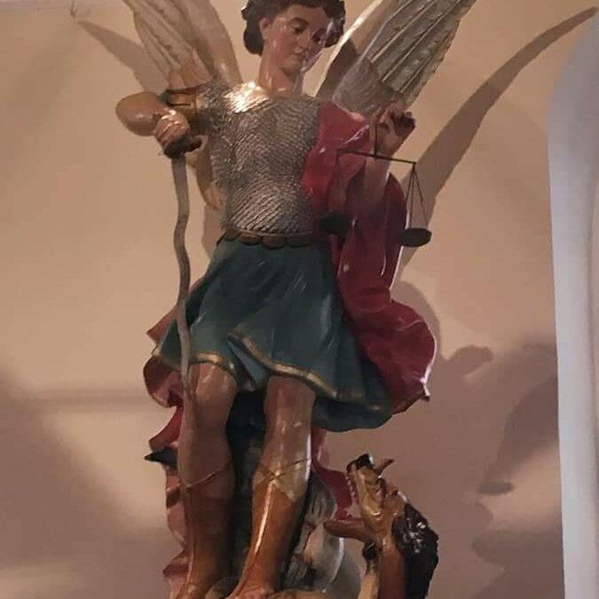 La balance de Saint Michel Archange